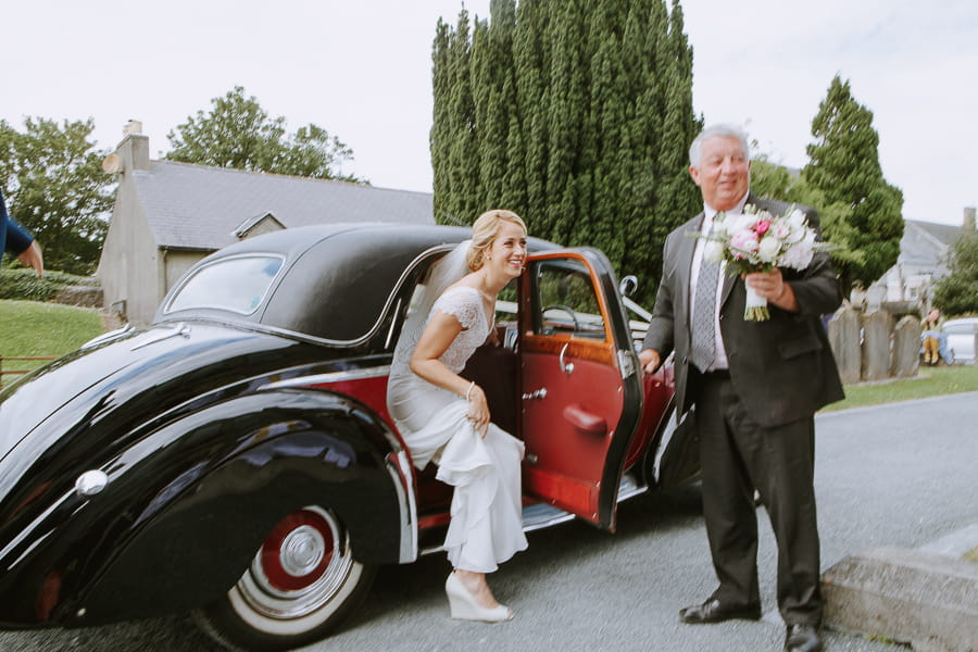 documentary wedding photography by Danielle O'Hora