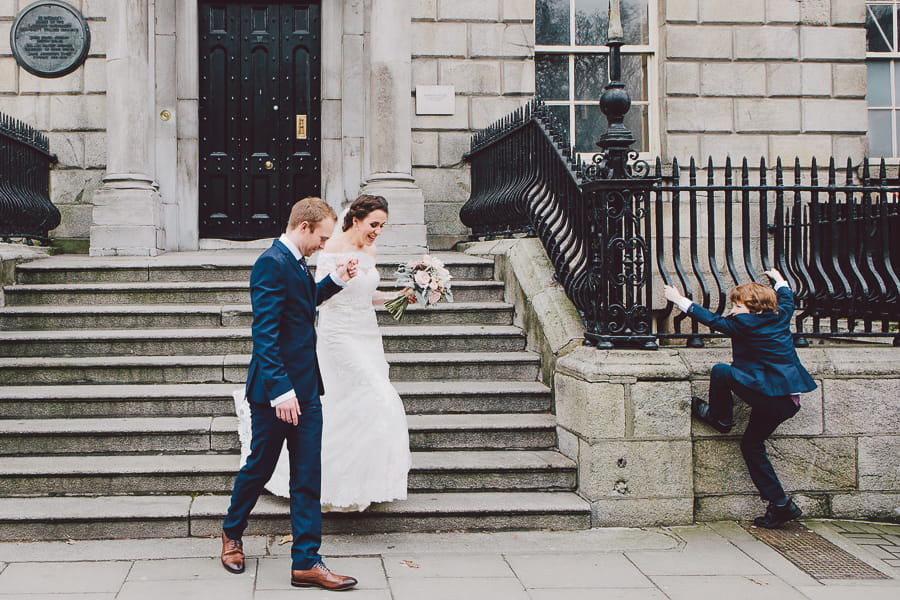 wedding photographer alternative Dublin