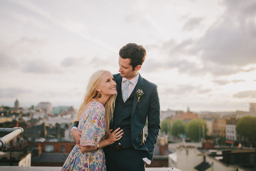 alternative wedding photographer Dublin Danielle O'Hora